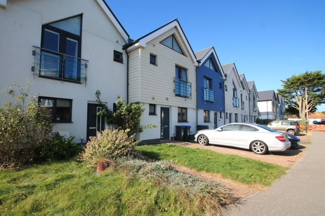 Thumbnail Terraced house to rent in The Terrace, Palmerston Avenue, Goring-By-Sea, Worthing