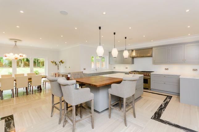 Thumbnail Detached house for sale in Kentish Lane, Brookmans Park, Hatfield