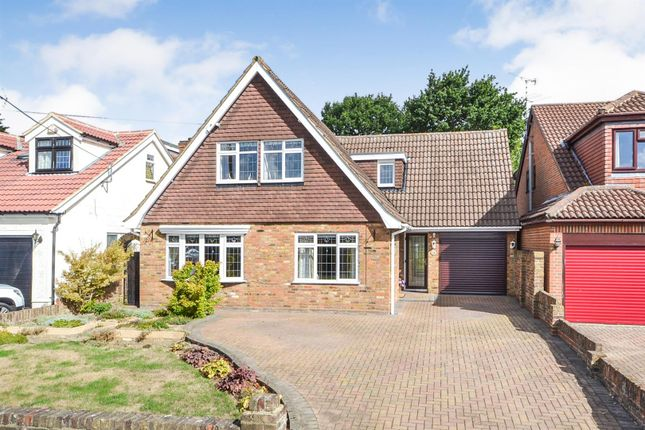 Thumbnail Detached house for sale in Hatch Road, Pilgrims Hatch, Brentwood