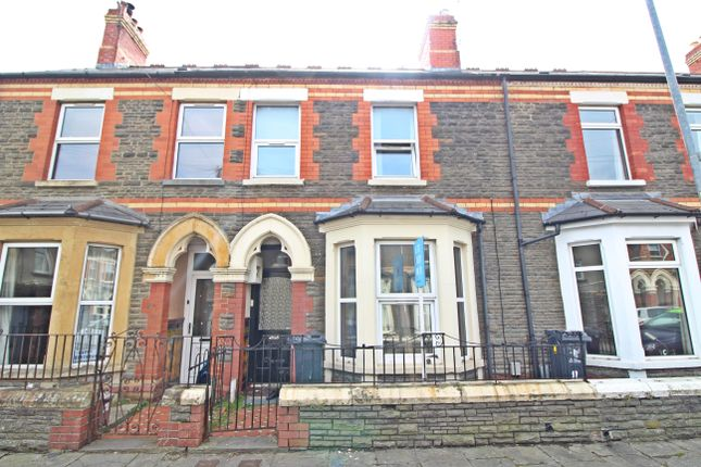5 bed property to rent in Tullock Street, Roath, Cardiff CF24