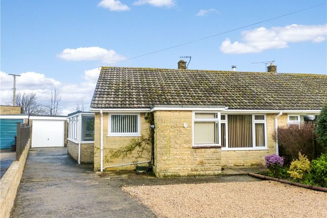 Thumbnail Semi-detached bungalow to rent in Kentisworth Road, Marnhull, Sturminster Newton