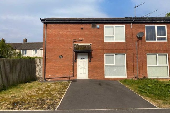 Thumbnail Semi-detached house to rent in Norbury Close, Westvale, Liverpool