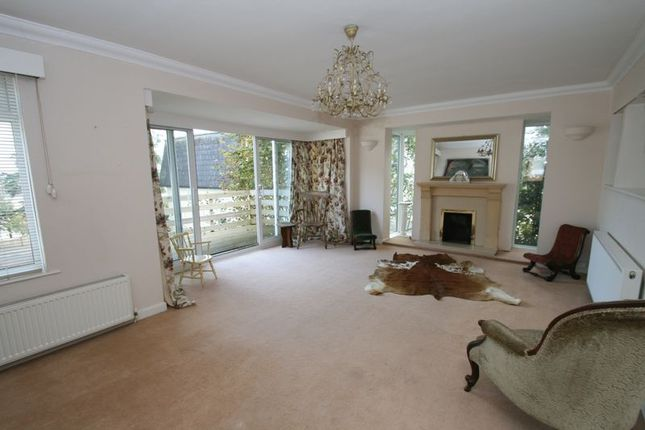 Thumbnail Detached house for sale in Alexandra Road, Shanklin