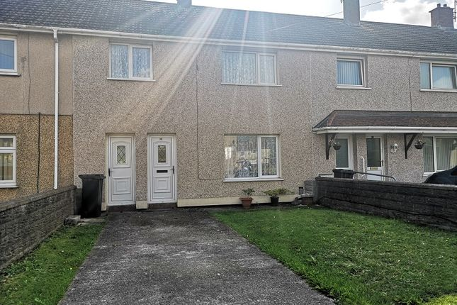 Thumbnail Terraced house to rent in Bevin Avenue, Port Talbot, Neath Port Talbot.