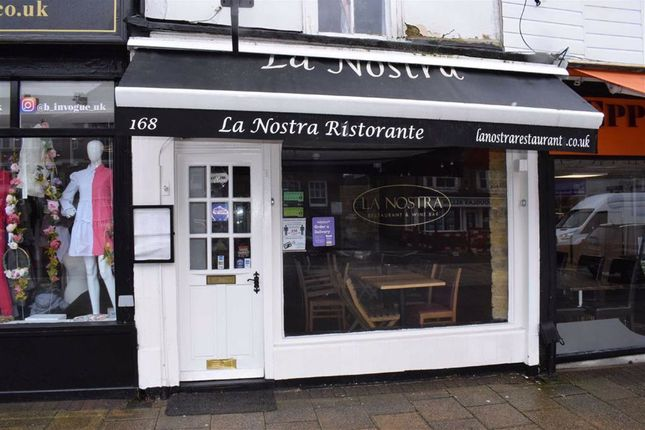 Thumbnail Restaurant/cafe to let in High Street, Epping, Essex