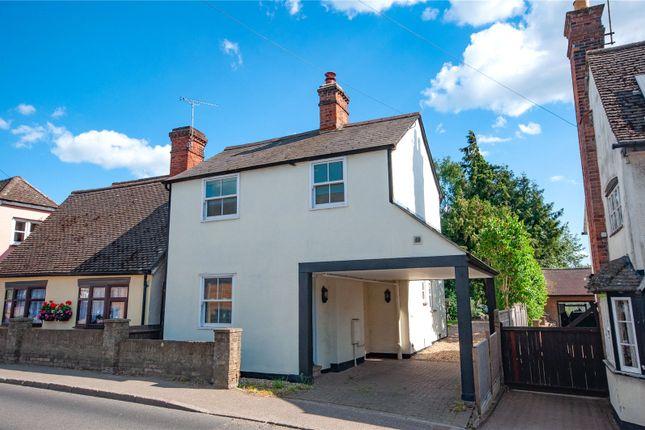 Detached house for sale in High Street, Elsenham, Essex