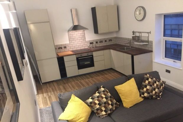 Thumbnail Flat to rent in Cross Street, Preston