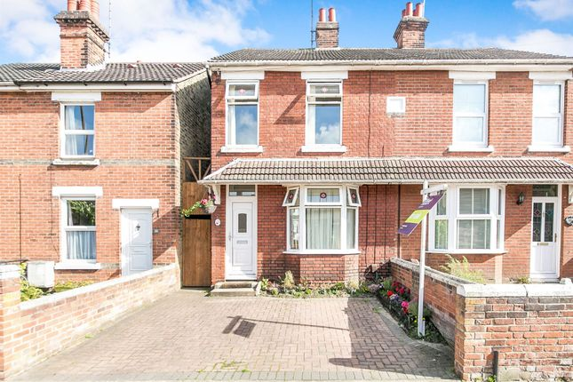 Thumbnail Semi-detached house for sale in Bourne Road, Colchester