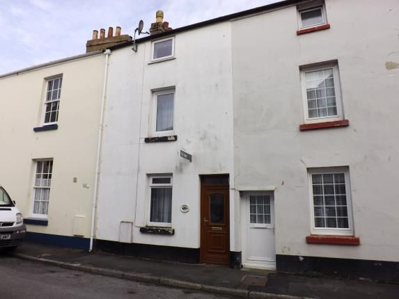 Thumbnail Terraced house for sale in Dawlish, Devon