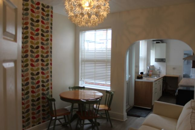 Thumbnail Terraced house to rent in Sovereign Road, Earlsdon, Coventry