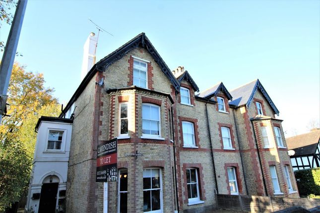 Thumbnail Flat to rent in Granville Road, Sevenoaks