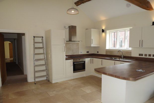 Thumbnail Barn conversion to rent in Old Hall Lane, Lichfield