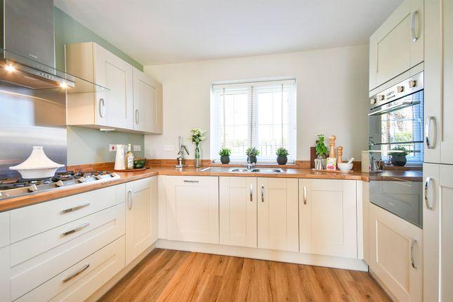 Thumbnail Detached house for sale in Potley Lane, Corsham