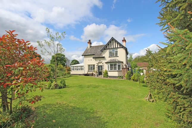 3 bed detached house for sale in Pleamore Cross, Sampford Arundel, Wellington