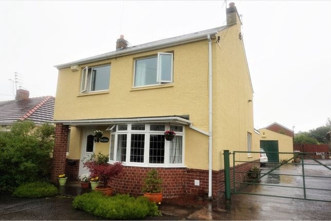 Thumbnail Detached house for sale in Mile Road, Morpeth