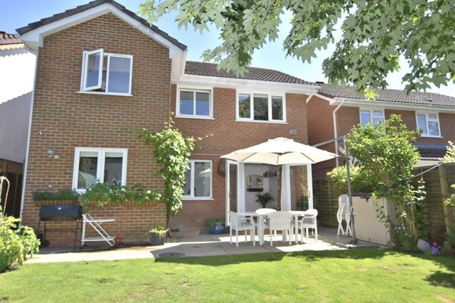 Thumbnail Detached house for sale in Hayes Walk, Smallfield, Horley, Surrey