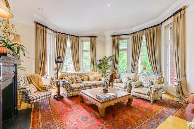 Thumbnail Flat for sale in Cranley Mansions, South Kensington, London