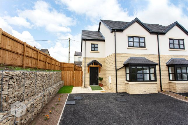Thumbnail Detached house for sale in Brear Vale, Oswaldwistle