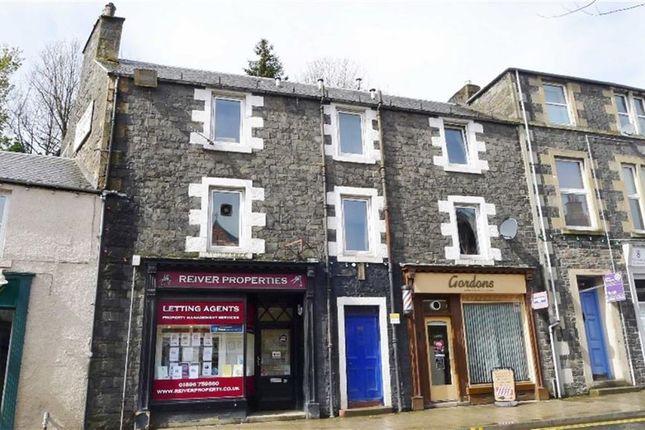 Thumbnail Flat for sale in Bank Street, Galashiels, Galashiels