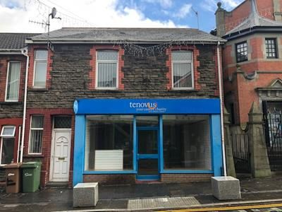 Thumbnail Retail premises for sale in Hanbury Road, Bargoed