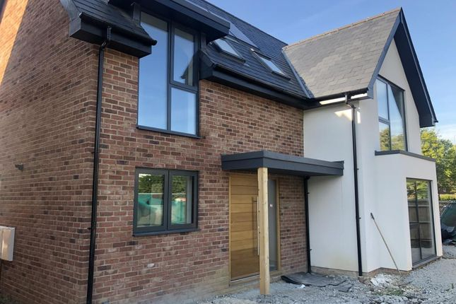 Thumbnail Detached house to rent in Blandford Avenue, North Oxford