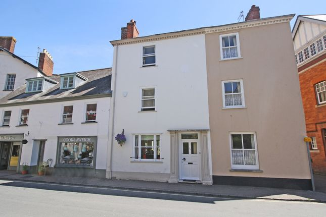 Thumbnail Terraced house for sale in Fore Street, Topsham, Exeter