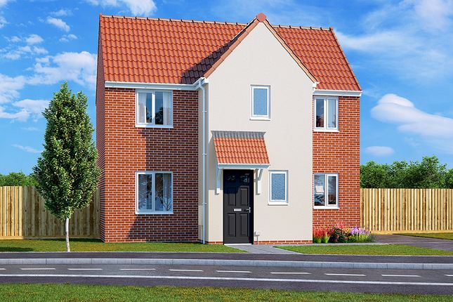 "Thumbnail Property for sale in ""The Blackthorne"" at Brook Park East Road, Shirebrook, Mansfield"