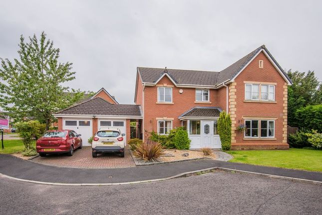 Thumbnail Detached house for sale in Chestnut Grange, Aughton, Ormskirk