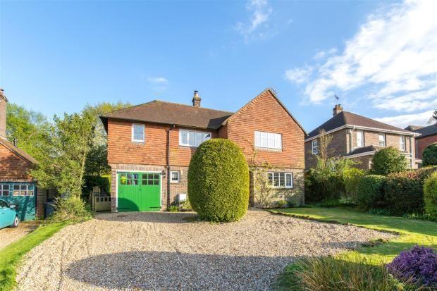 Thumbnail Detached house for sale in The Park, Crowborough Hill, Crowborough