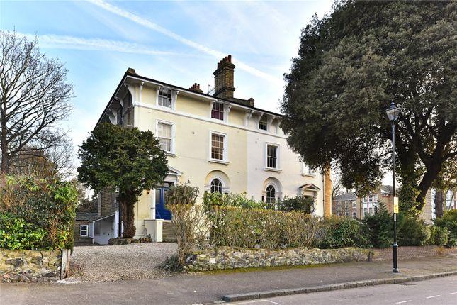 Thumbnail Flat for sale in Church Terrace, London