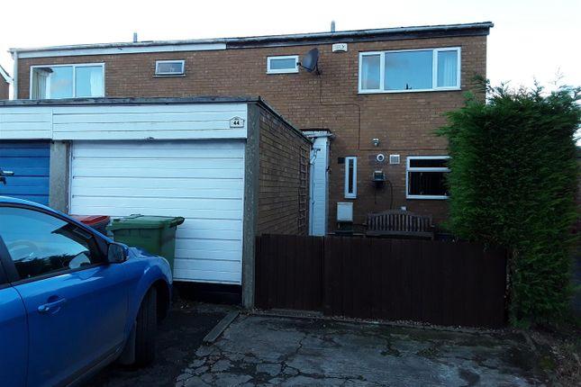 Thumbnail Terraced house for sale in Burnside, Brookside, Telford