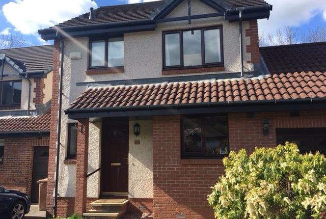 Thumbnail Terraced house to rent in Bavelaw Gardens, Balerno