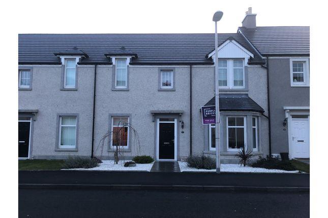 Thumbnail Terraced house for sale in Shielhill Avenue, Aberdeen