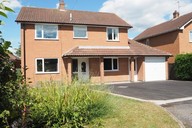 Thumbnail Detached house for sale in The Platts, Newark
