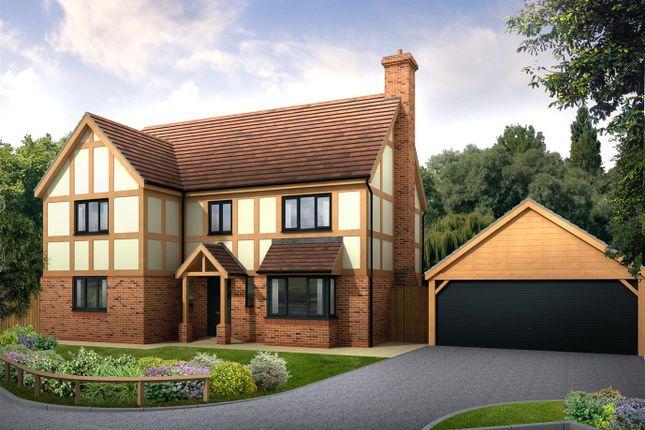 Thumbnail Detached house for sale in Tudors Field, Dorrington, Shrewsbury