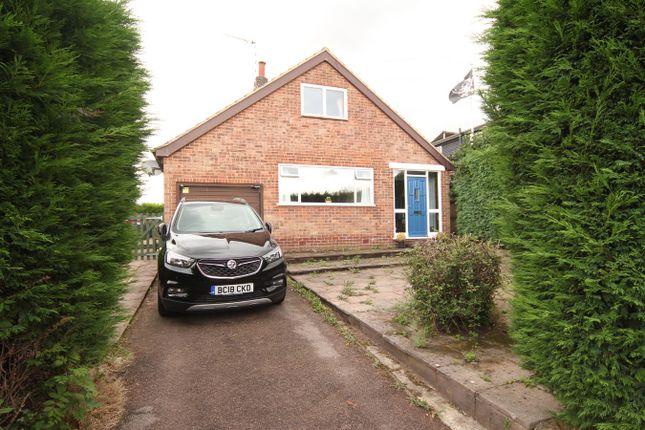 Thumbnail Detached house to rent in Sherwood Road, Stoke Golding, Nuneaton
