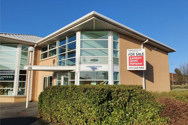 Thumbnail Office for sale in Unit 28, Howley Park Business Village, Pullan Way, Morley, Leeds, West Yorkshire