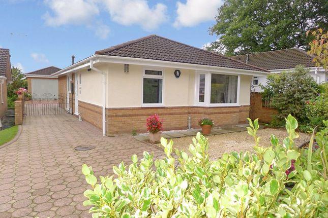 Thumbnail Detached bungalow for sale in Ryeburn Drive, Bradshaw, Bolton