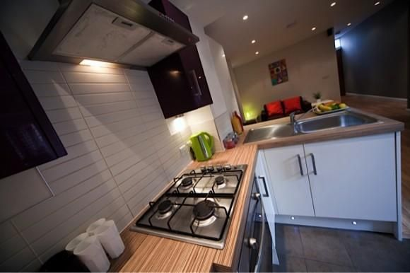Thumbnail Shared accommodation to rent in Hyde Park Terrace, Hyde Park, Leeds