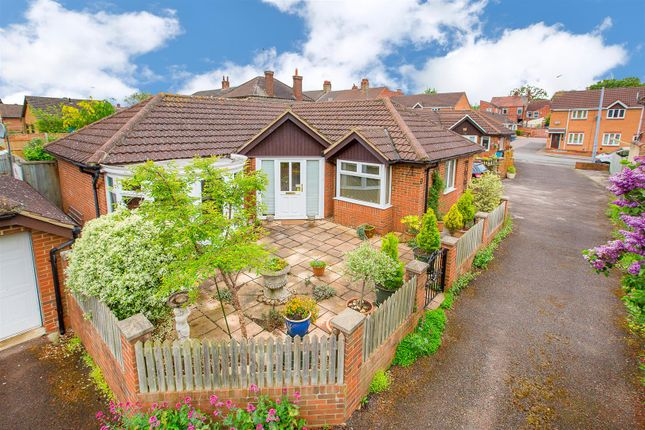 Thumbnail Detached bungalow for sale in St Michaels Road, Kettering