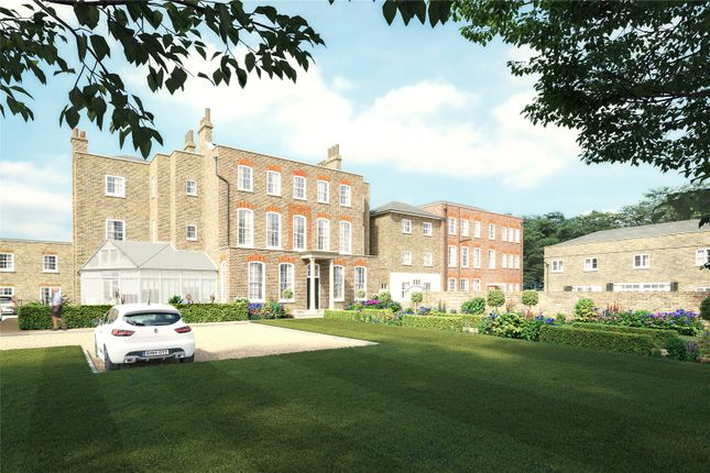 Thumbnail Flat for sale in Ham Common, Richmond