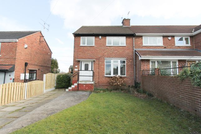 Thumbnail Semi-detached house to rent in Scovell Avenue, Rawmarsh, Rotherham