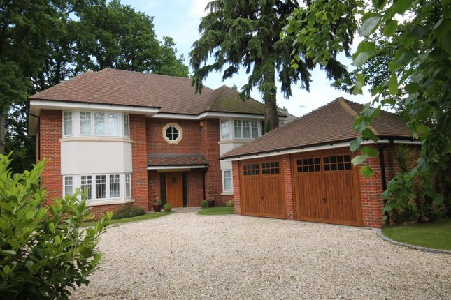 Thumbnail Detached house for sale in Waverley Road, Farnborough