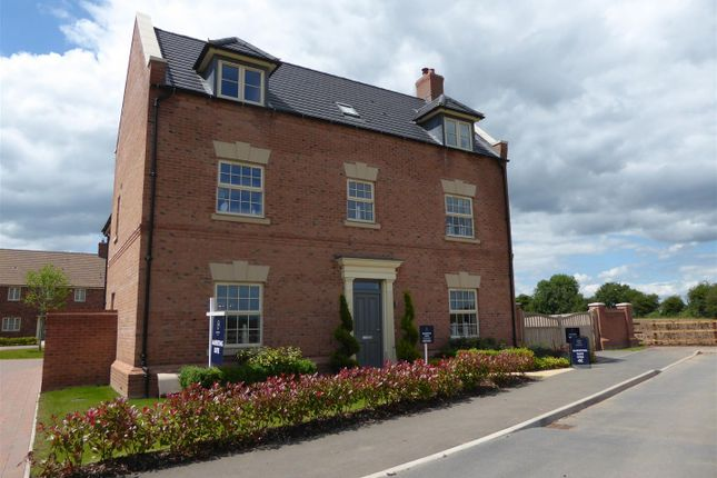 Thumbnail Detached house for sale in The Showhome, Oak View, Appleby Magna