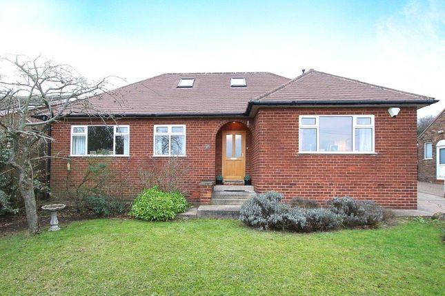 Thumbnail Detached bungalow for sale in Gapsick Lane, Clowne, Chesterfield