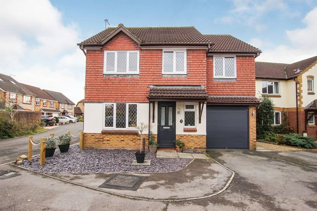 4 bed detached house for sale in Summers Mead, Yate, Bristol BS37