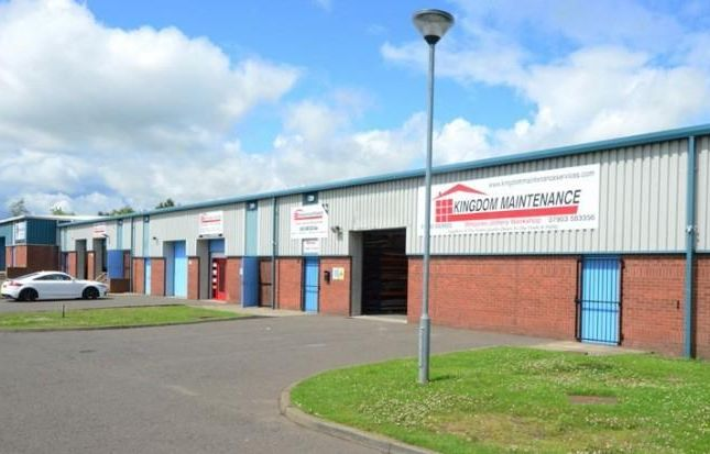 Thumbnail Light industrial to let in Midfield Road, Mitchelston Industrial Estate, Kirkcaldy