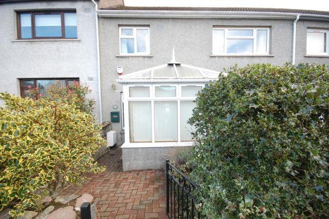 Thumbnail Terraced house to rent in Raemoir Avenue, Banchory