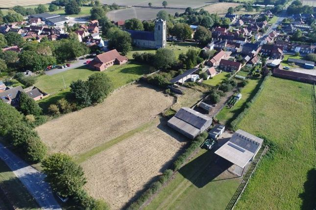 Thumbnail Land for sale in Church Street, Kilham, Driffield