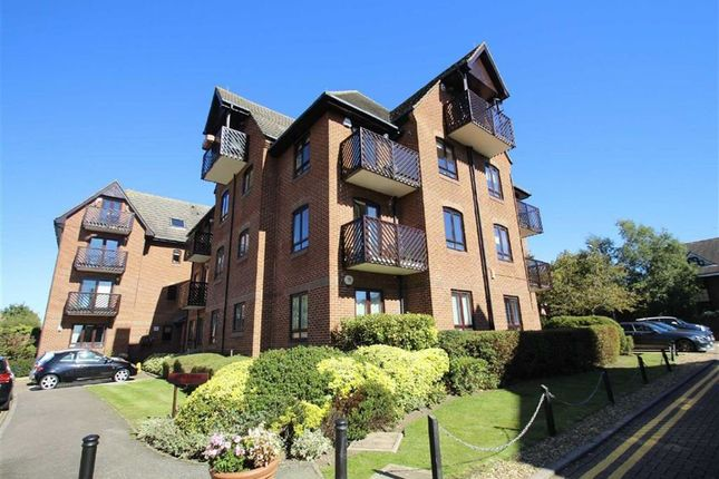 Thumbnail Flat for sale in Boleyn Court, Buckhurst Hill, Essex